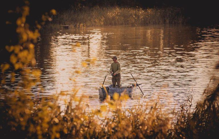 Przynęty wędkarskie na grubą rybę