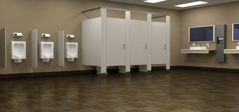 Czy toaleta publiczna musi odstraszać?