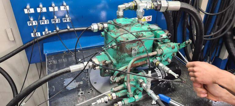 Czy już wiecie gdzie będziecie niedługo regenerowali wasze pompy hydrauliczne?